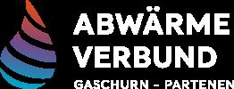 Abwärmeverbund Gaschurn Partenen Logo weiss